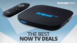 now tv offers deals passes