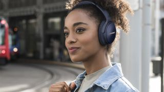 Bose QuietComfort wireless noise-canceling headphones Cyber Monday