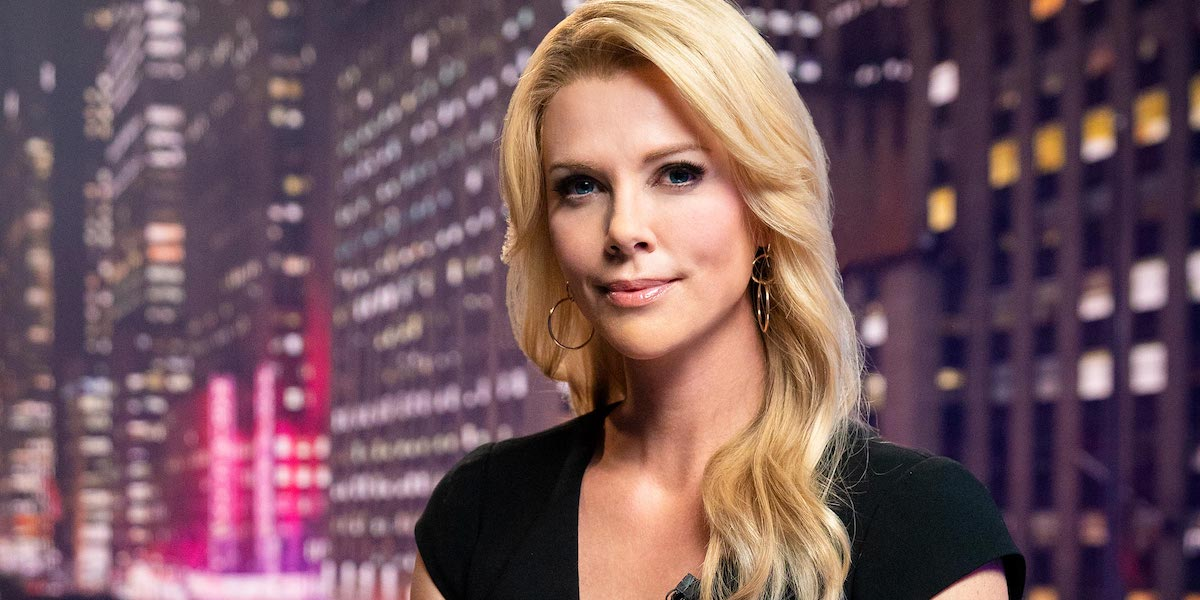 Charlize Theron's Megyn Kelly in Bombshell