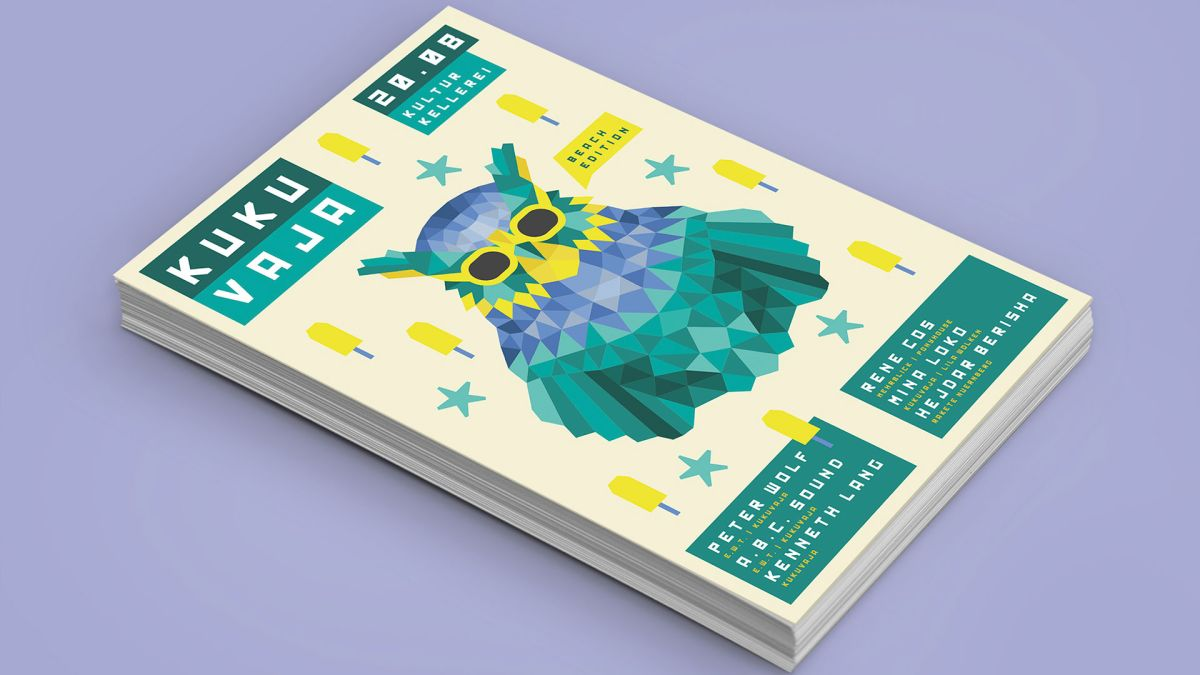 25 eye-catching flyer designs
