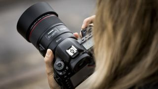 Best Canon Portrait Lenses