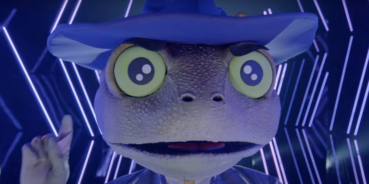 The Frog The Masked Singer Fox