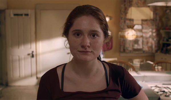 Emma Kenney as Debbie Gallagher in Shameless