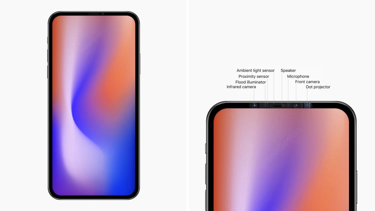 iPhone 12 May Kill the Notch and Look Like This