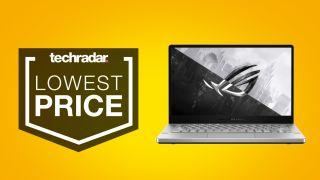 Gaming laptop deals asus zephyrus g14 price sale best buy