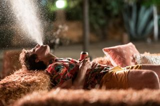 "Andy Samberg in ""Palm Springs"" on Hulu."