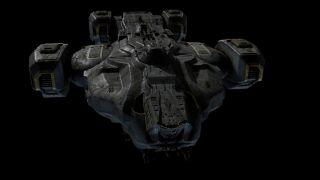 'Dark Matter' Ship