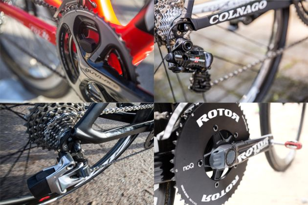 Road Bike Groupsets 2018 Hierarchies Explained Cycling Weekly