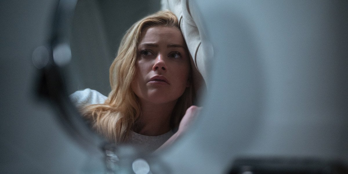 Amber Heard as Nadine Cross in The Stand
