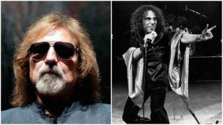 Geezer Butler/Ronnie James Dio