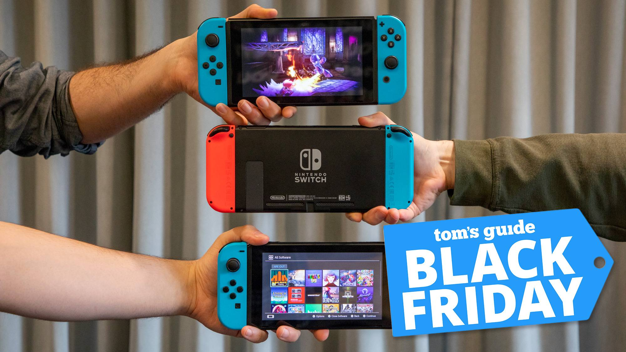 Nintendo Switch Black Friday Deals 2020 The Best Deals Now Tom S Guide
