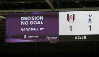 Fulham v Tottenham Hotspur – Premier League – Craven Cottage