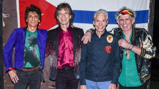 Rolling Stones play first-ever show in Cuba