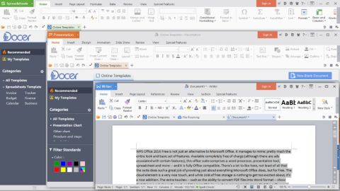 WPS Office Free review and where to download review | TechRadar