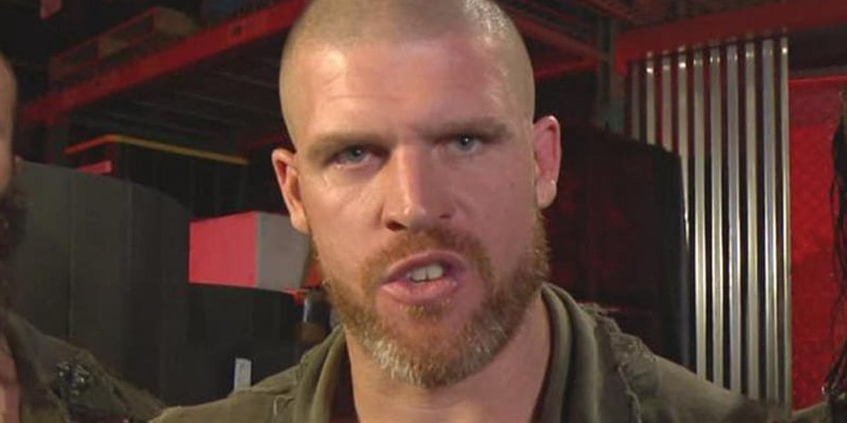 Steve Cutler on NXT