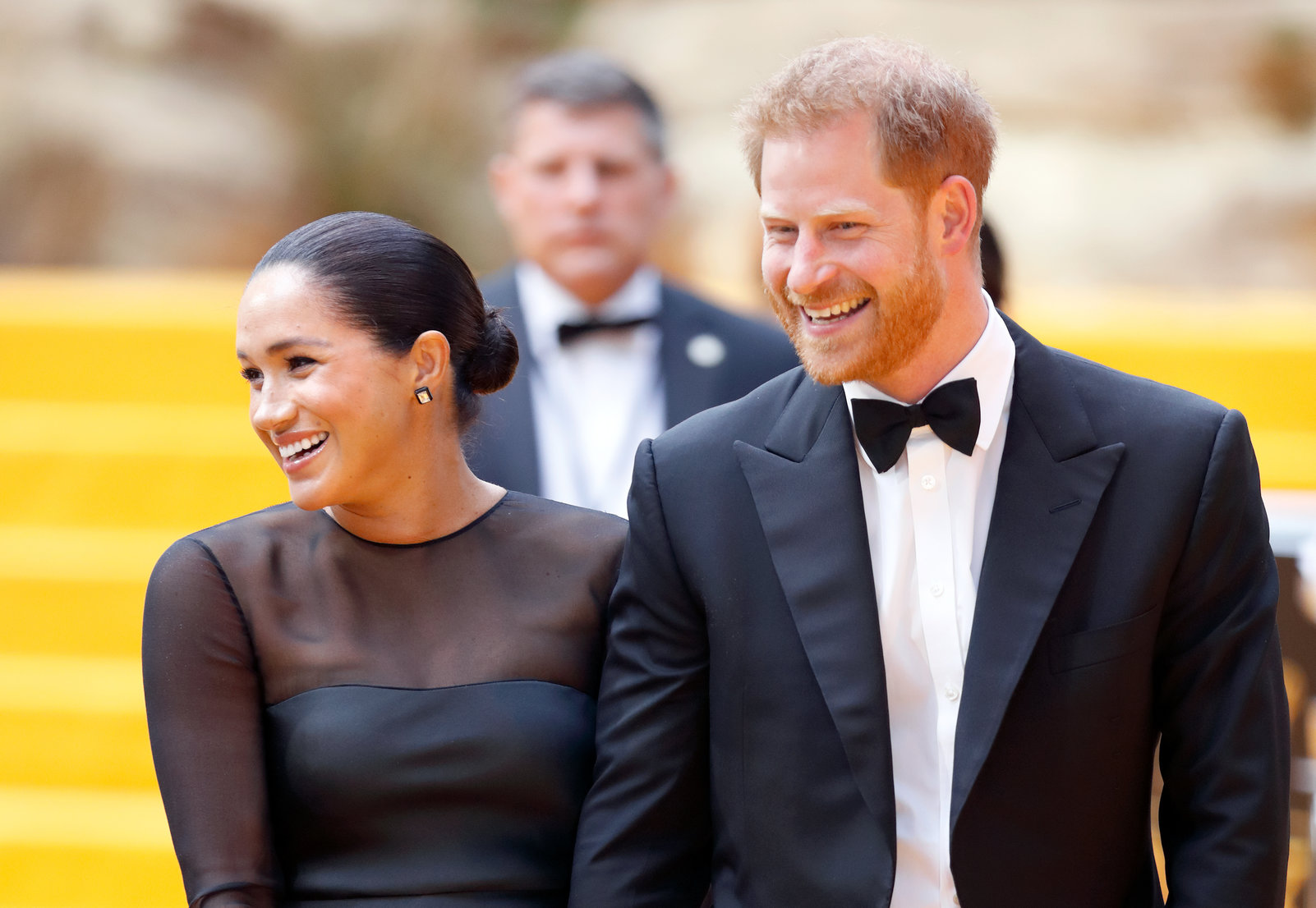 Palace denies Duke and Duchess of Sussex set rules for their Windsor neighbours