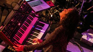 The Revolution's keyboard player on life in the band and her new solo piano album