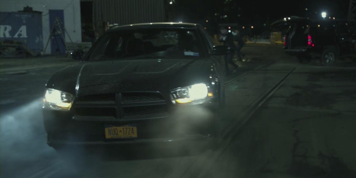 John Wick car ending