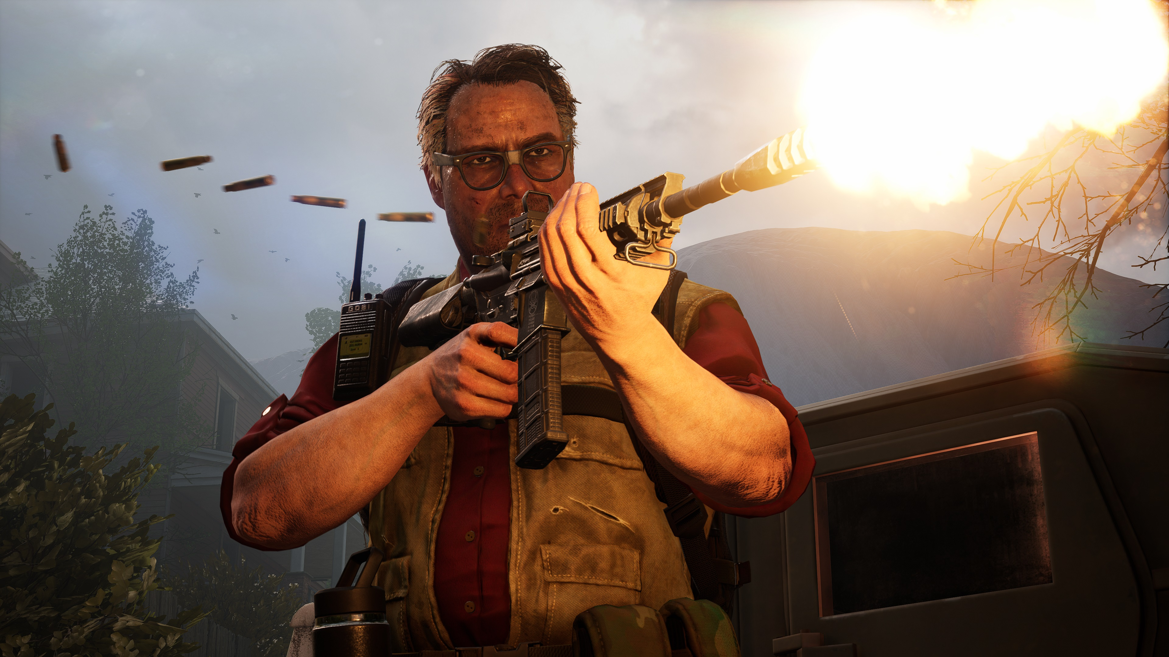 Watch nearly 4 minutes of new Back 4 Blood gameplay
