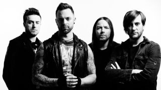 A promotional picture of Bullet For My Valentine