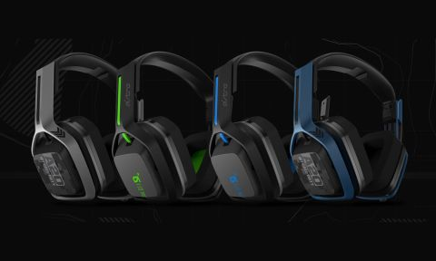 ade3af3d1b3 The Astro 20 is a supremely comfortable and great-sounding wireless headset  that's held back by a weak microphone.