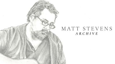 Matt Stevens - Archive album cover