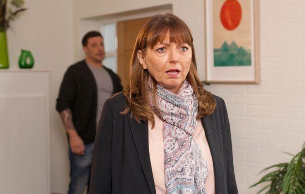 Kathy Barnes Hollyoaks