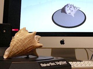 MakerBot 3D Scanner - MakerBot Digitizer - Tom's Guide