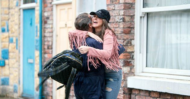 Rosie Webster, Sophie Webster, Kevin Webster