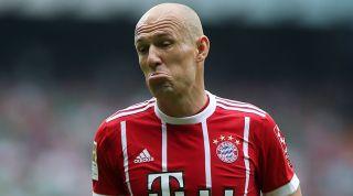 Arjen Robben free transfer