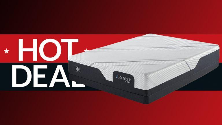 memorial day sale serta mattress deal