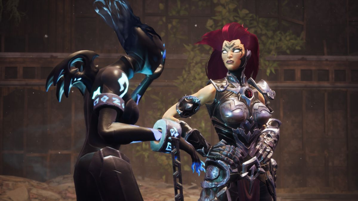 Darksiders 3 made its money back and is still part of a 'key IP'