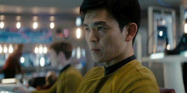 John Cho Sulu Star Trek