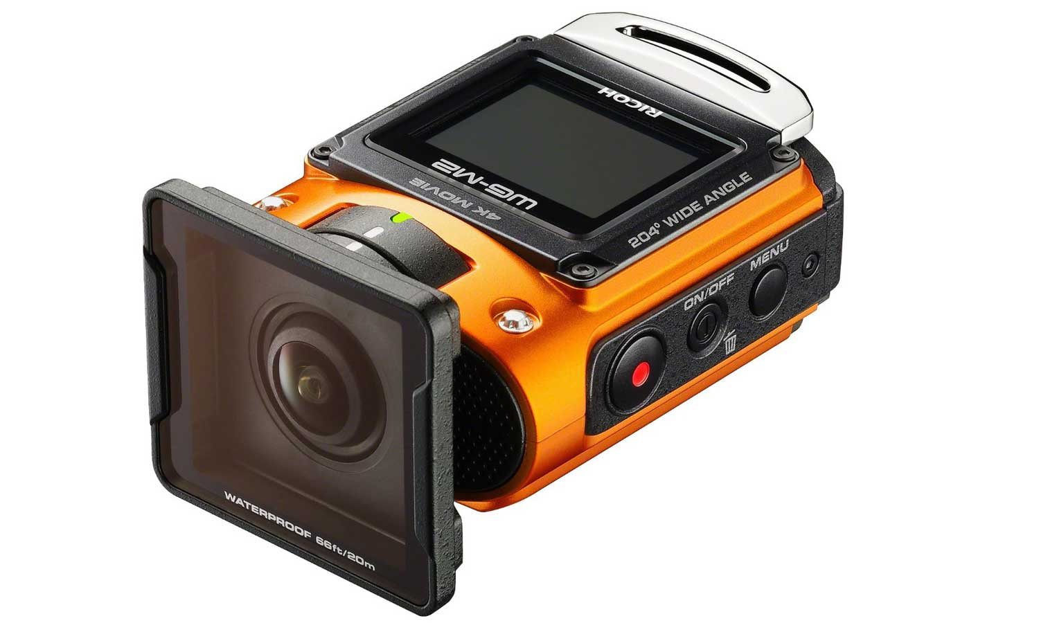 Ricoh Wg M2 Review Rugged 4k Action Camera Tom S Guide