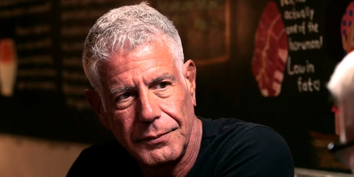 Anthony Bourdain: Parts Unknown Netflix