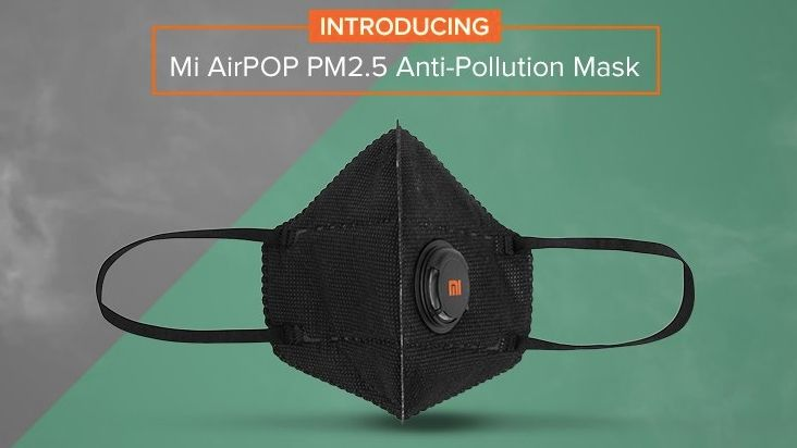 Best Air Filter Car >> Xiaomi launches Mi AirPOP PM2.5 anti-pollution mask in India for Rs 249 | TechRadar