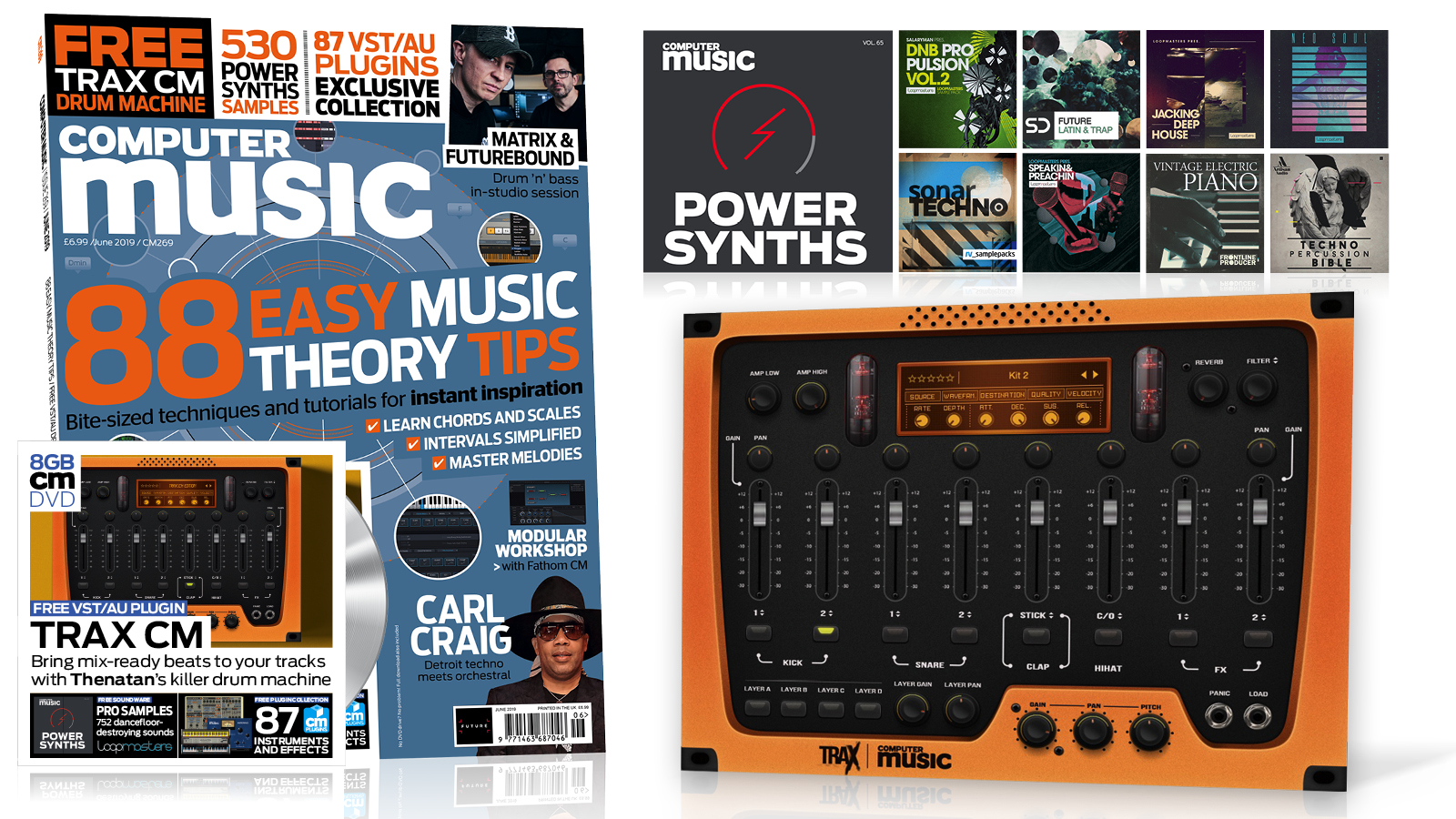 88 EASY MUSIC THEORY TIPS – Computer Music issue 269 is out now