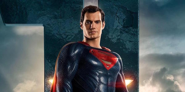 Superman in Justice League promo image