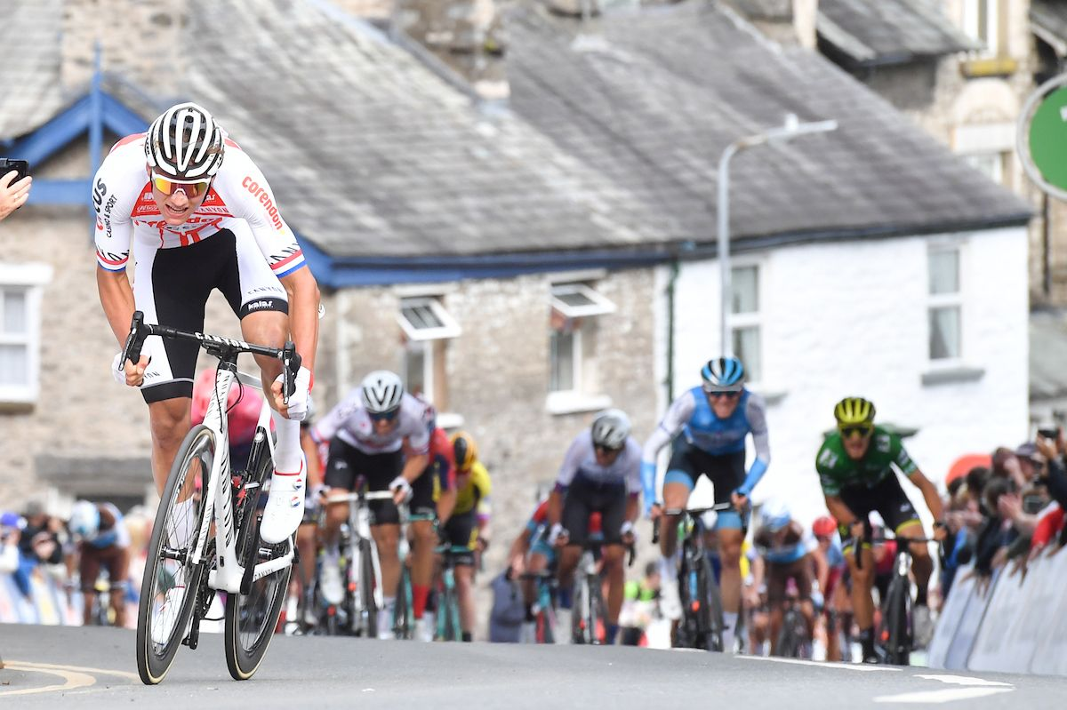 2022 Tour of Britain set to finish on the Isle of Wight