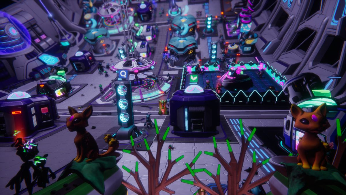 Run a space station in Spacebase Startopia, coming October 23
