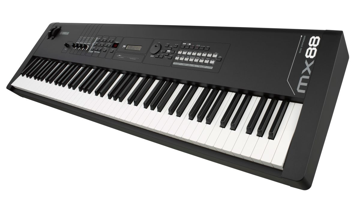 yamaha mx88 review musicradar