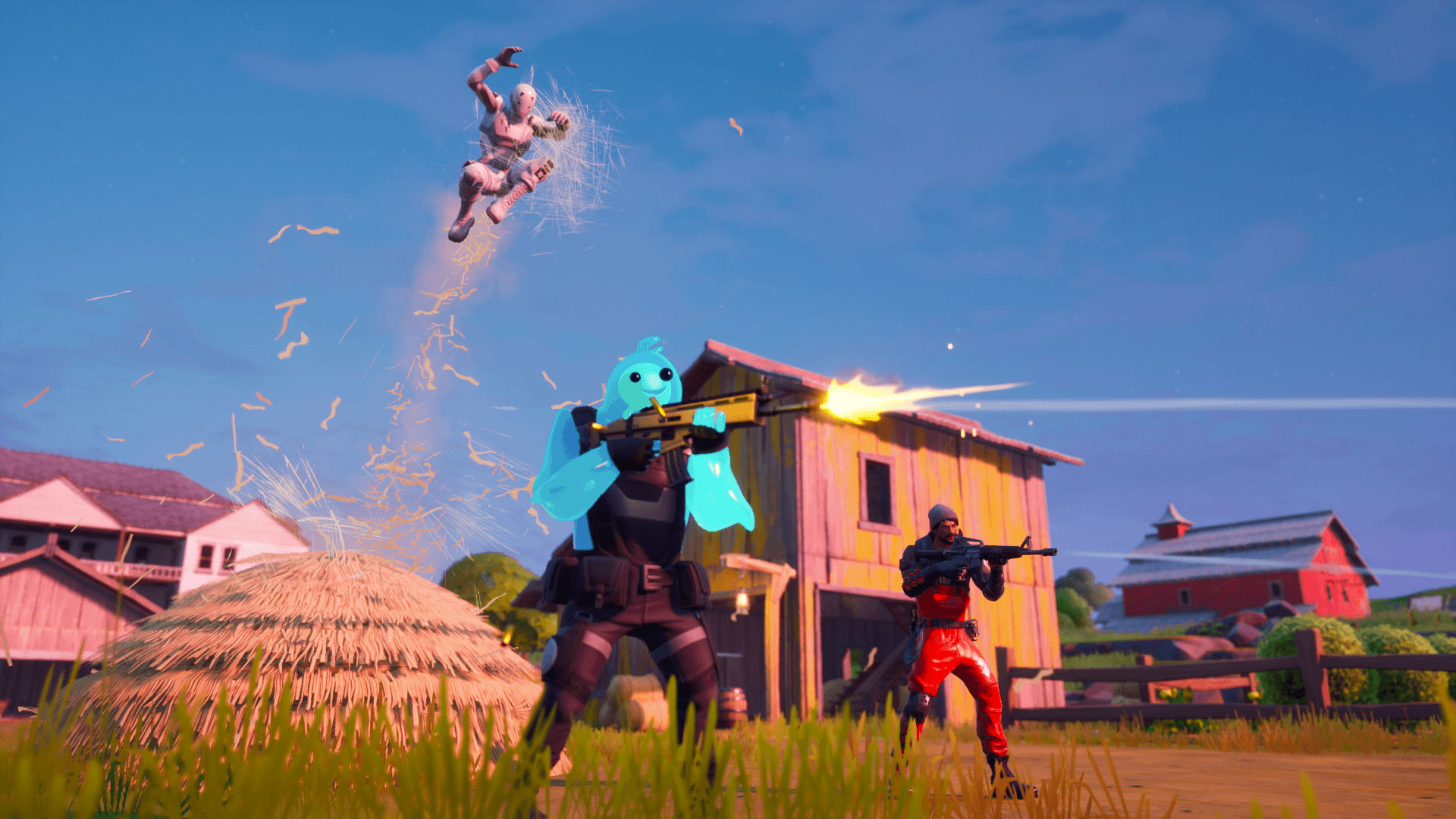 Epic Games Sues Tester That Gave The Game Away And Leaked