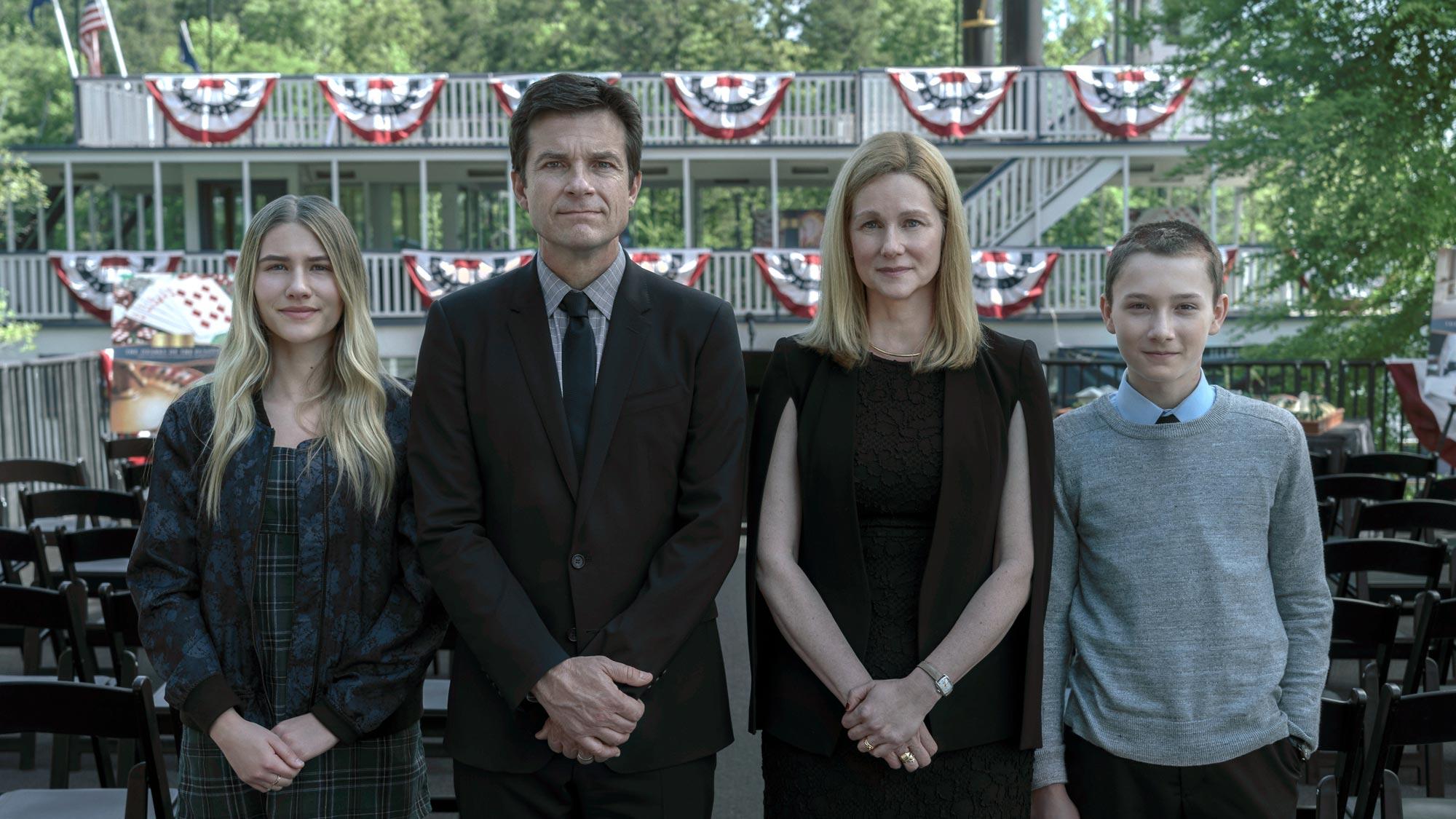 Canceled TV shows: Ozark on Netflix