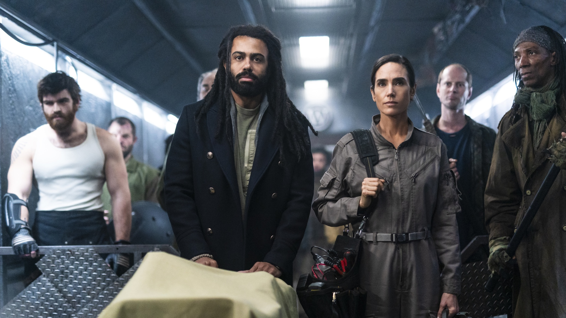 watch Snowpiercer season 2 online