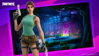 Fortnite Lara Croft