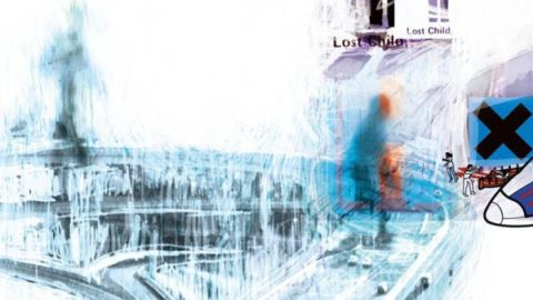 Cover art for Radiohead - OK Computer OKNOTOK 1997-2017 album