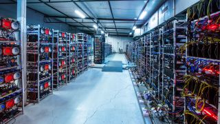 Ethereum Cryptocurrency Mining