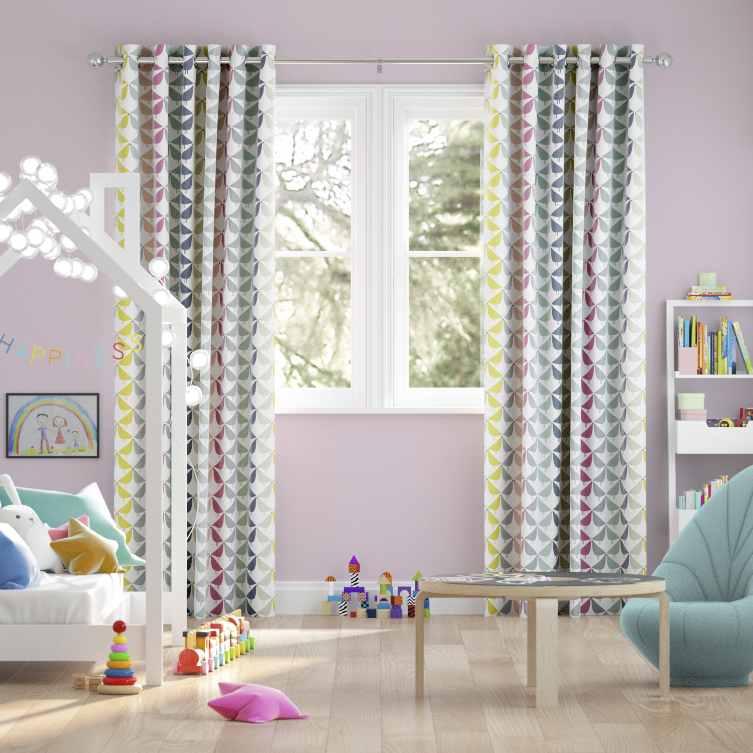 Window Treatments For Children S Bedrooms 11 Wonderful Ideas For 2019 Real Homes