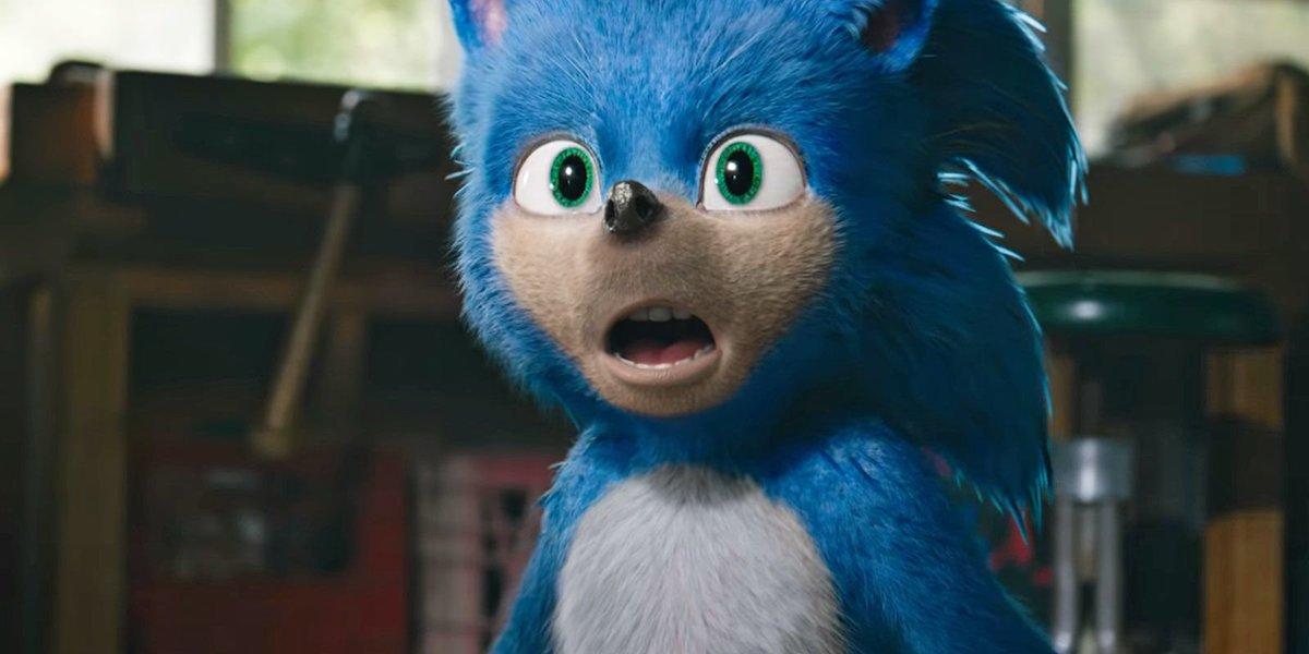 Sonic the Hedgehog original design