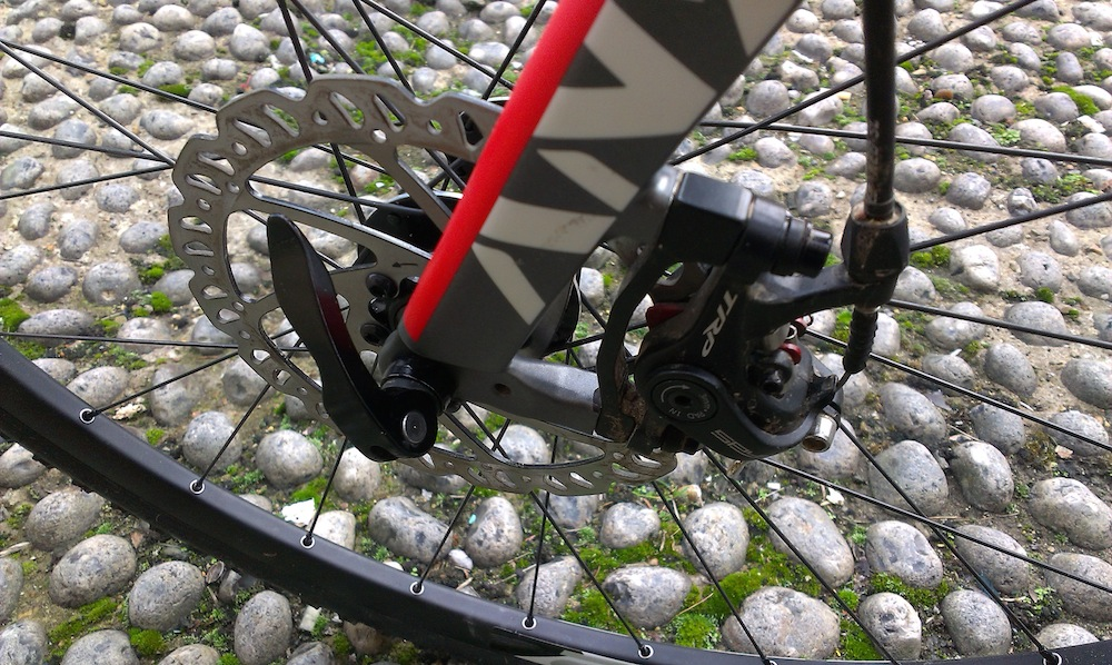 TRP's Spyre are effective mechanical disc brakes
